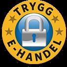 Trampolinspecialisten Trygg E-handel Certifikat