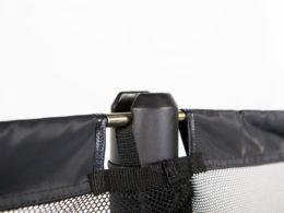 Toppknoppen på en stolpe till skyddsnät HD