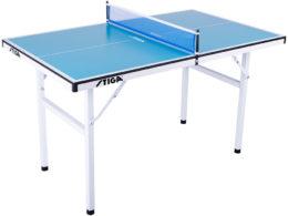 Mini pingisbord blått